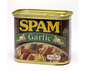 SPAM® GARLIC **CURRENTLY OUT OF STOCK**