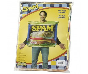 SPAM® Can Costume