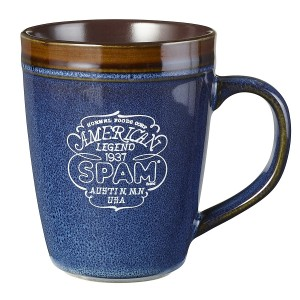 SPAM® Brand Legend logo Mug