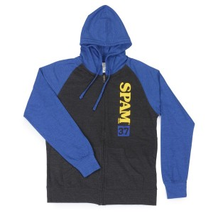 Full Zip Light Weight SPAM® Brand Hoodie