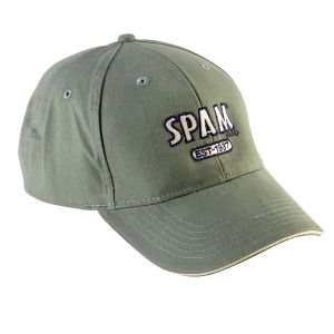 Dark Taupe SPAM® Brand Cap