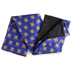"Fleece SPAM® Classic Can Blanket 60""x72"""