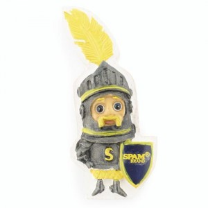 SIR CAN-A-LOT® Character Magnet