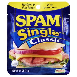 SPAM® SINGLE Serving