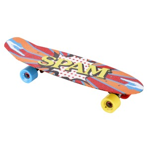 Custom SPAM® Brand Skateboard