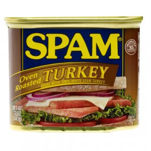 SPAM® OVEN ROASTED TURKEY