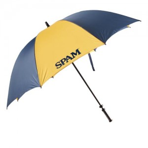 SPAM® Brand Golf Umbrella