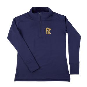 Men's 1/4 zip MN SPAM® Brand pullover