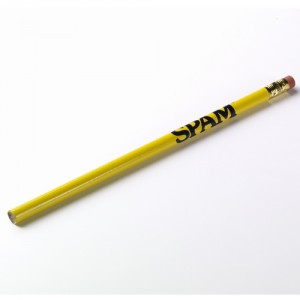 Yellow SPAM® Brand Pencil