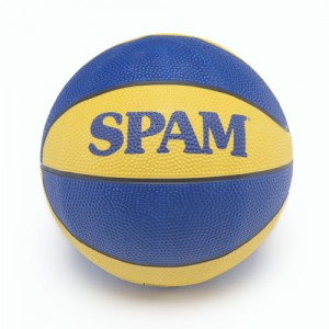 SPAM® Brand Mini Basketball