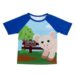 Toddler Pig T-shirt