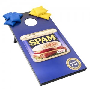 SPAM® Brand Corn Toss Game