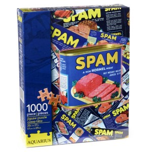1000 pc. SPAM® Brand Jigsaw Puzzle