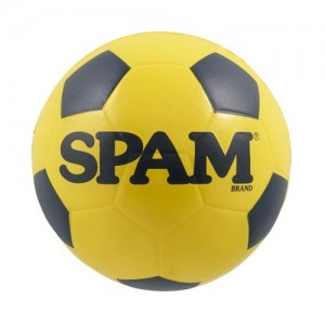 SPAM® Brand Soccer Ball