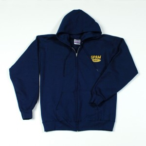 SPAM® Brand Zip Sweatshirt