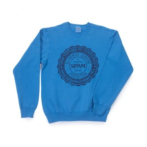 Blue SPAM Brand® Sweatshirt