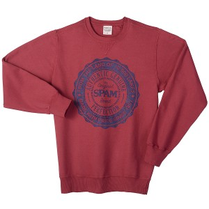 Maroon SPAM Brand® Sweatshirt