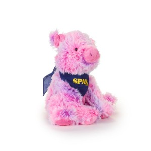 "12"" Plush Pig w/SPAM® Brand Bandana"