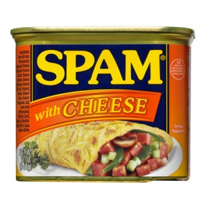 SPAM® Cheese