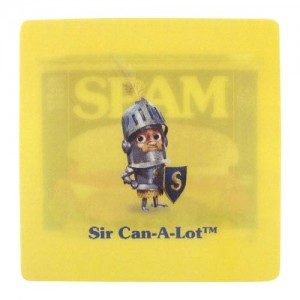 SIR CAN-A-LOT® Character Coaster