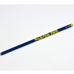 Blue SPAM® Brand Pencil