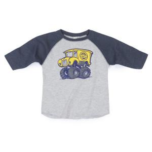 4x4 SPAM® Brand Baseball Shirt