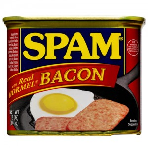 SPAM® Bacon